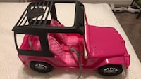 barbie jeep Clarksville, 20759