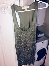 Mk army sexy top sequin michael kors Laval, H7W 3V9