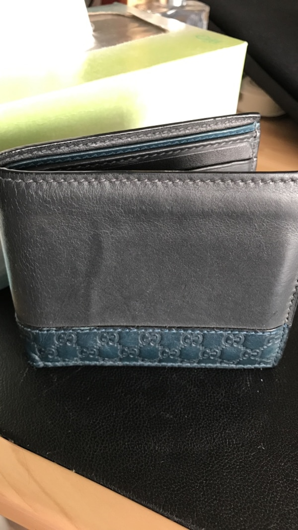 9df378429f9f Used Genuine Gucci Wallet, gently used for sale in Indianapolis - letgo