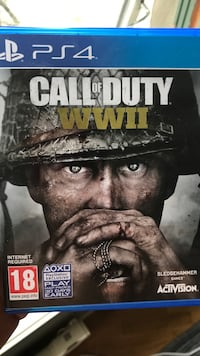 Call of Duty WWII PS4 Oslo, 0179