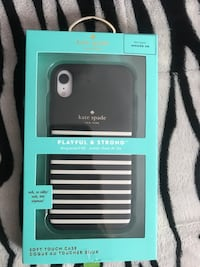 Kate spade iPhone XR phone cases brand new  Mississauga, L5V