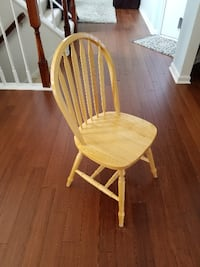 Wood Dining Chairs Manassas