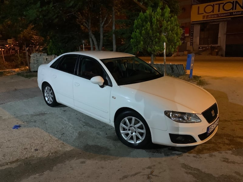 2010 Seat Exeo 1.6 102 HP REFERENCE c66d8a56-0298-4f52-9d80-44d7cc93d963