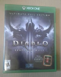 Xbox One Diablo 3 Reaper of Souls Burnaby, V3N 4A7