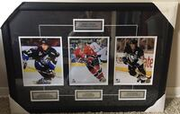 Framed Sidney Crosby Print Pickering, L1V 1J4
