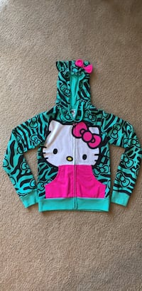 Hello Kitty Sweater & Shirt for $5