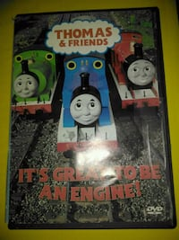 Thomas the Train and Friends DVD! Chicago