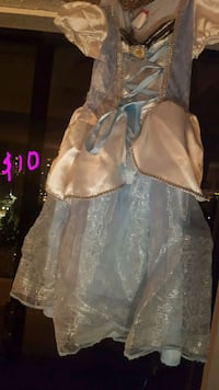 Cinderella dress - size 4-5 Burnaby, V5H 1P2