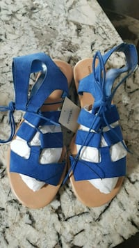 2 New Pairs of Sandals Calgary, T3N 0E4