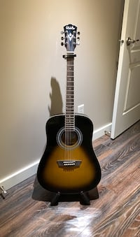George Washburn Limited acoustic guitar
