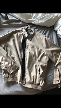 Polo windbreaker jacket Oshawa, L1K 1R5