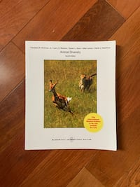 Animal Diversity 7th Ed by Cleveland Hickman Toronto, M2M 3E8