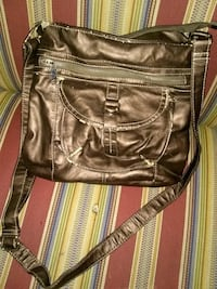 brown leather purse Omaha, 68127