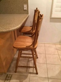 Barstool chairs Carson, 90746