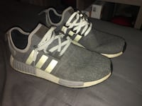 Adidas NMD size 11.5 condition 7/10, will drive to you for $90 if you pick up $85, I will clean shoes and they will be virtually brand new. Adidas NMD Steel Wool Lake Saint Louis, 63367
