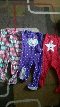 Baby girl pj size 12 month  West Haven, 06516