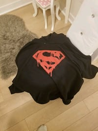 Superman Hoodies all colors and sizes  Mississauga, L5B 4M6