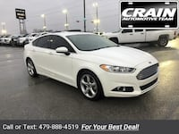 2016 Ford Fusion S Springdale, 72762