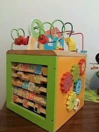 NEGOTIABLE :Activity Toy Burnaby