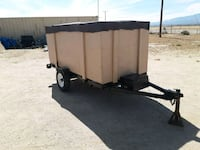 4x8 Utility Trailer with removable sides Rosamond, 93560