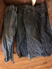 Size 5 boys jeans all great condition some barely worn Pekin, 61554
