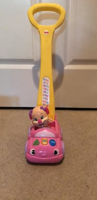 Educational push toy/walker  Centreville, 20121
