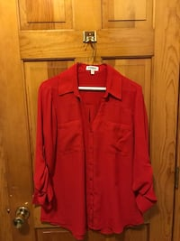 Red Express Blouse