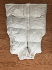 white puffer vest  Maple Ridge, V2X 7V2