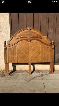 Headboard, 2 end tables , armoire Covina, 91724