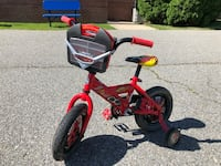 toddler's red and black trike Wilmington, 19808