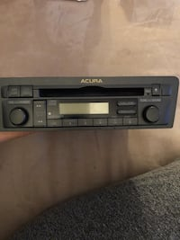Acura car stereo deck Mississauga, L4T 3E6