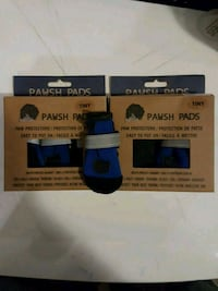 Paws pads winter dog boots in size tiny Toronto, M6A 1J8