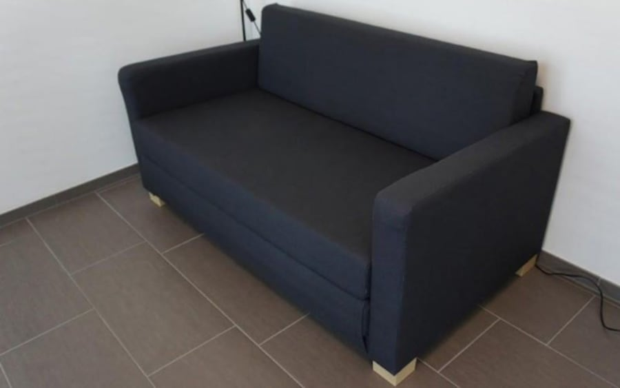 Sold Ikea Couch Bed Lightly Used