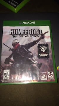 Xbox One Homefront The Revolution case West Palm Beach, 33415
