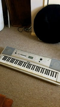 gray and black electronic keyboard Snellville, 30078