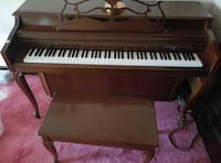 Rudolph Wurlitzer Upright Light Touch Piano Chicago, 60626