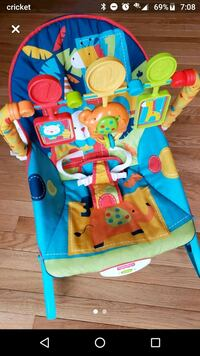 Fisher Price Rocker Chair Bouncer