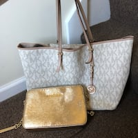 Two authentic Michael Kors for price of one!!! Plus earrings as gift. Unionville, 06085
