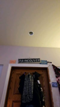 YWooden sign, room decoration