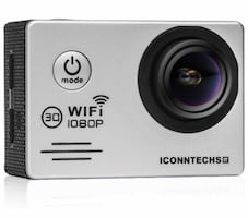 New Full HD 1080P Sport Action Camera WIFI FHD 60 fps HDMI 14MP