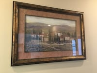 """picture and frame 29"""" X 40"""" Shorewood, 60404"""