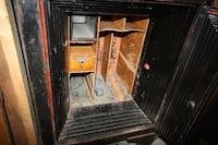 Antique safe Columbia