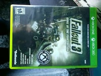 Xbox one fallout 3 brand new game 442 mi