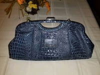 Blue clutch purse - make an offer. Houston, 77061