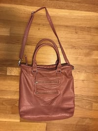 Pink Leather Tote  Alexandria, 22306