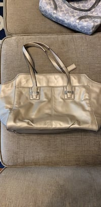 Tan Leather Coach Purse Euless, 76039