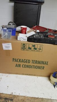 KEEPRITE WALL UNIT AIR CONDITIONER AND HEATER  New Tecumseth, L9R 0J8