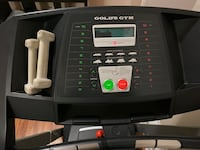 Like new Gold's Gym treadmill Toronto, M6H 1M1