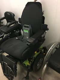 Quantum Fully Loaded Tilt and Recline,Elevation  CHESAPEAKE