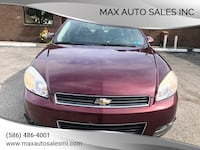 Chevrolet-Impala-2007 Warren